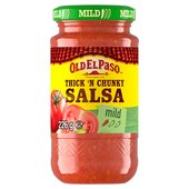 Old El Paso Thick & Chunky Salsa Mild