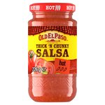 Old El Paso Thick & Chunky Hot Salsa