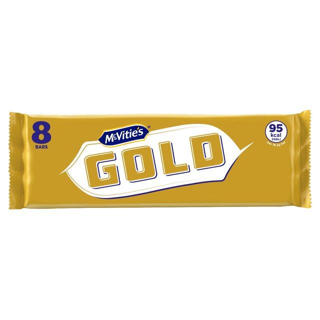 Mcvities Gold Bars Ocado