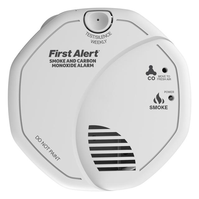 first alert combination smoke u0026 carbon monoxide alarm