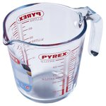 Pyrex Glass Measuring Jug