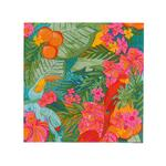 Talking Tables Fiesta Tropical Paper Napkins, 33cm