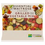 Essential Waitrose Frozen Mixed Grilled Vegetables