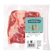Eversfield Organic Butterfly Shoulder of Lamb
