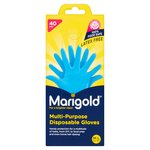 Marigold Extra Safe M/L Disposable Latex & Powder Free Gloves Food Safe