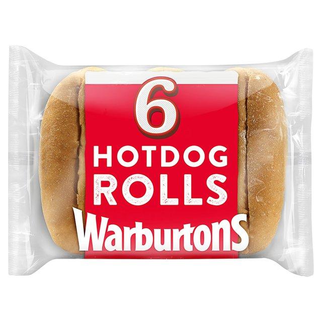 Sainsburys Vegetarian Hot Dogs