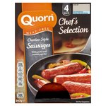 Quorn Chef's Selection Chorizo Style Sausages
