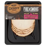 Fire & Smoke Flame Grilled Turkey Slices