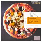 Waitrose Butternut Squash, Goat Cheese, Rosemary & Pine Nut Pizza