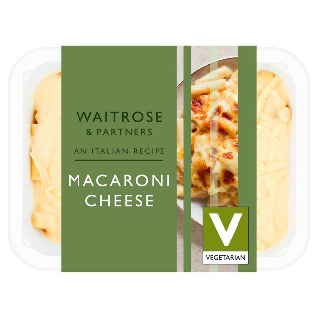 Waitrose Macaroni Cheese