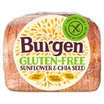 Burgen Sunflower & Chia Free From Bread