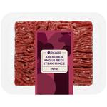 Ocado Gold Angus Lean Beef Steak Mince 5% Fat