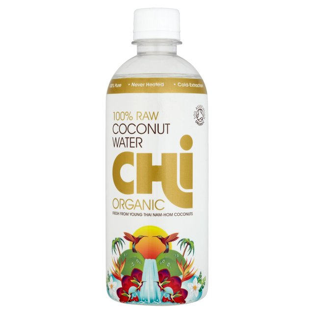 Chi 100% Organic Raw Nam Hom Coconut Water