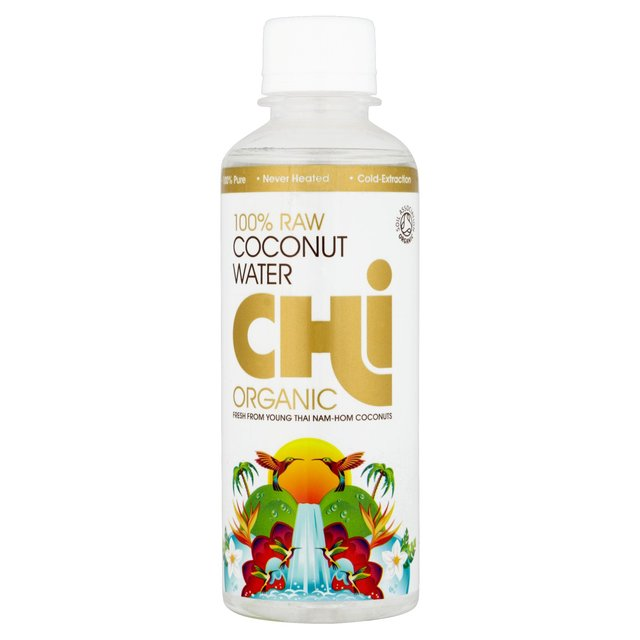Chi 100 organic raw nam hom coconut water 250ml from ocado for Www homee