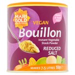 Marigold Less Salt Swiss Vegetable Bouillon