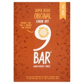 9Bar Gluten Free Mixed Seed with Hemp Multipack