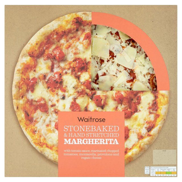 Italian Style Margherita Pizza Waitrose