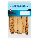 Sound Seafood Smoked Boneless Mackerel