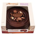 Thorntons Chocolate Triple Layer 16 Serving Chocolate Celebration Cake