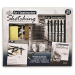Royal Brush Sketching Instructor Set