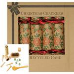 Eco Holly Christmas Crackers