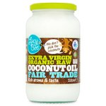 Lucy Bee Extra Virgin Raw Organic Coconut Oil