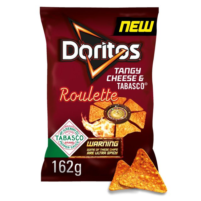 Doritos roulette uk advert
