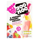 Yoo Moo Yogurt Sticks