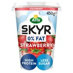 Arla Skyr Strawberry Yogurt