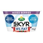 Arla Skyr Mixed Berry Yogurt