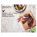 Daylesford Organic Smokey Paprika Chicken Breasts Skin On