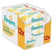 Pampers Baby Wipes New Baby Sensitive