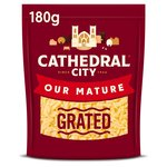 Cathedral City Grated Cheese