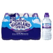 Highland Spring Water for Kids