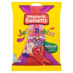 Maynards Bassetts Jelly Babies Berry Mix