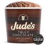 Jude's Truly Chocolate Dairy Ice Cream