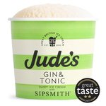Jude's Gin & Tonic Dairy Ice Cream