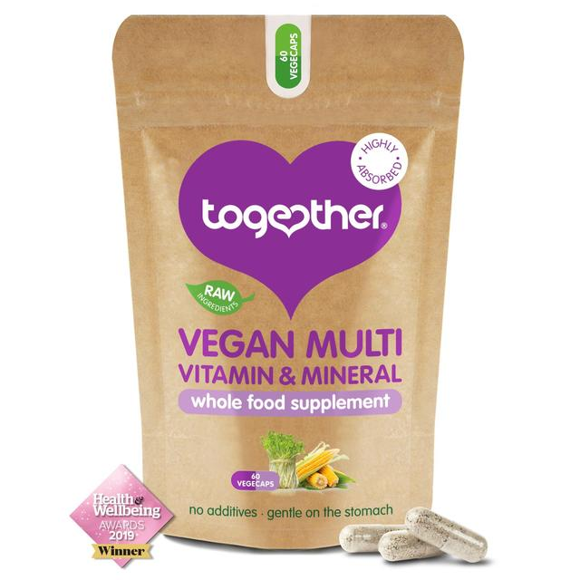Together WholeVit B12 Diet Support Capsules