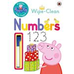 Practise With Peppa Pig Wipe-Clean Numbers Book