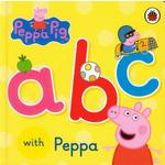 Learn ABC with Peppa Pig Book