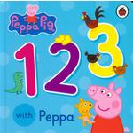 Learn 123 with Peppa Pig Book