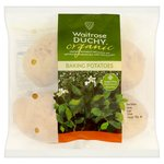 Waitrose Duchy Organic Baking Potatoes