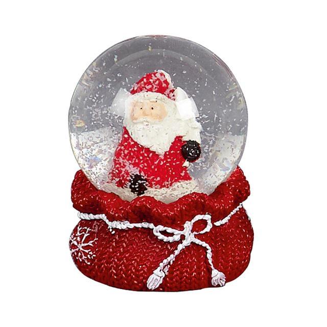 Santa Mini Snow globe