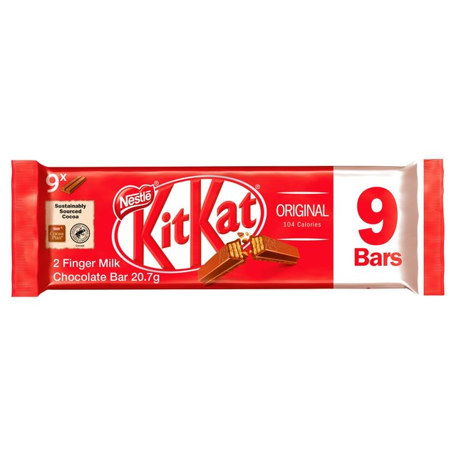 Kit Kat 2 Finger Milk