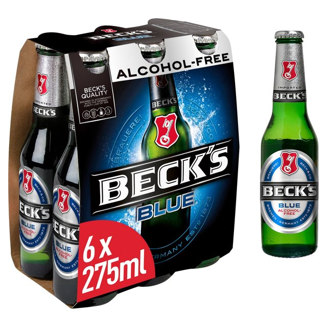 Beck's Blue Alcohol Free Beer | Ocado