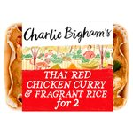 Charlie Bigham's Thai Red Chicken Curry & Fragrant Rice