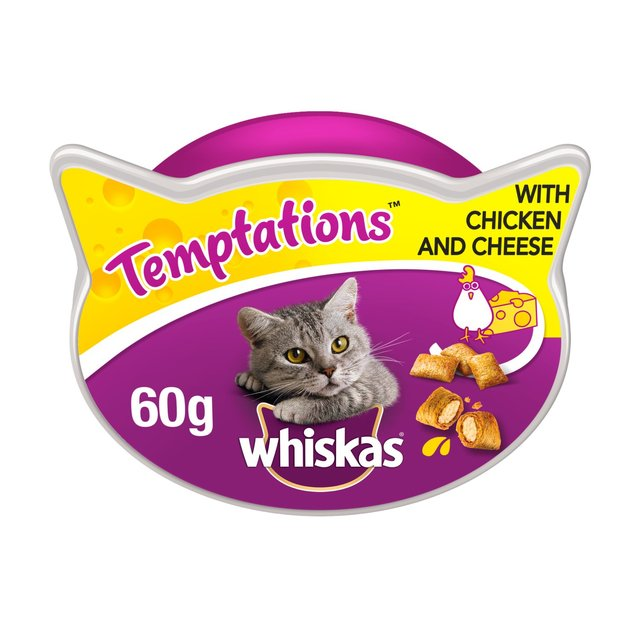 Whiskas Temptations Cat Treats Chicken