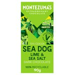 Montezuma's Dark with Lime & Sea Salt