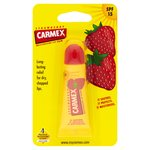 Carmex Strawberry Lip Balm Tube SPF15