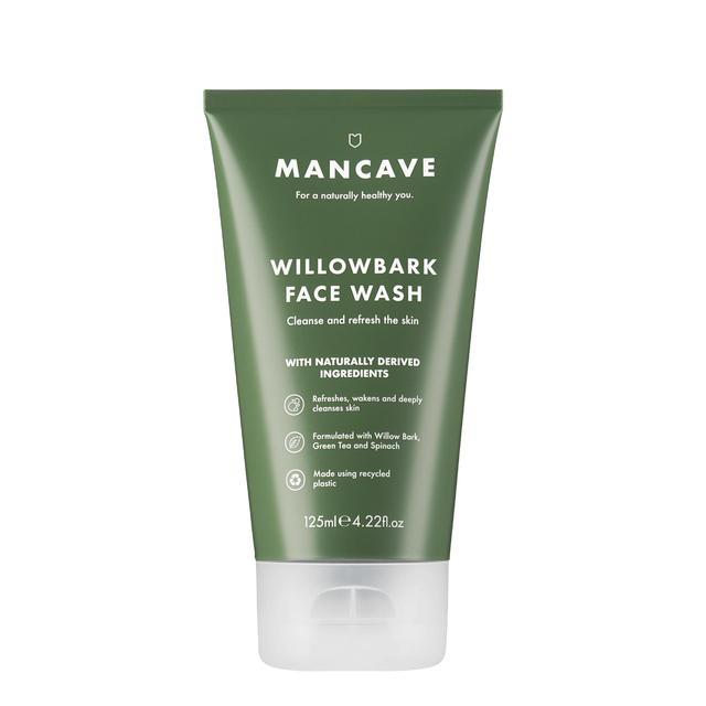 ManCave Willow Bark Face Wash